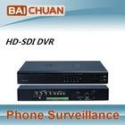 4ch HD DVR 720P