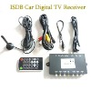 Car ISDB-T TV Receiver for Japan or South Amercia