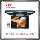 "15"" roof mount monitor car video"