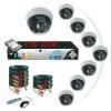 420TVL Security Camera 8 CH CCTV DVR System 1TB