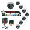 420TVL Security Camera 8 CH CCTV DVR System 1TB