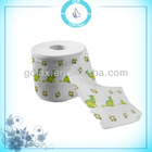Printed Toilet tissue
