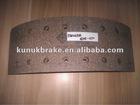 47115 510 Isuzu brake lining