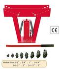 CE 16Ton hydraulic/horizental pipe bender,bending machine