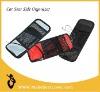 Car seat side pocket