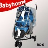 CE certificate high quality rain cover for stroller