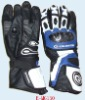 Leather Motorcycling Glove for Racing