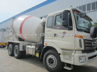 concrete truck auman for hotsales