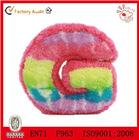 Plush letter G pillow causion pillow pet
