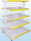 Commodity Shelf and Goods Display Metal Shelf