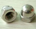 304L/1.4306 stainless steel hex acorn nut M16