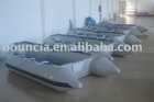 New motor inflatable boat