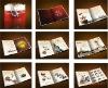 folded catalog and brochure
