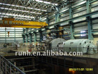 Back pressure steam turbine