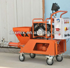 2012 most popular N2 mortar spraying machine