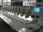 taping computer embroidery machine