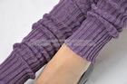 fashionable knitted leg warmer