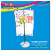 exterior signage advertising player advertising display stand -pop standee or billboard poster stand
