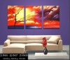 Hot! abstract oill painting canvas