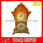 polyresin clock/home decoration