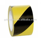 PVC Warning Adhesive Tape