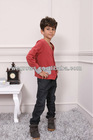 2012 winter boys red coat child clothing,Japan style coat