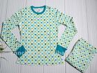 woman cotton sleepwear