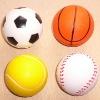 pu sports ball