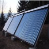pressure thermal solar collector