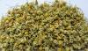 Dried chamomile flower
