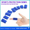 Volleyball Sports 10 Pcs Finger Protector Royal Blue