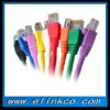 patche cord cable cat5e utp 1m 2m 3m etc. with boots