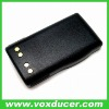 Battery pack for Motorola two way radio Visar