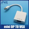 Excellent mini DP to VGA Cable