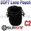 """C2 SOFT Lens Pouch Case 80mm x 120mm / 3.15"""" x 4.75 """""""