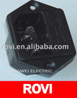 Power socket RWG-111