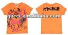 orange Children T-shirts