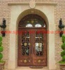 2012 Hot sale Wrought Iron security doors