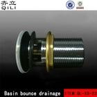 QL-XS-23 Push down Pop-up Waste Basin Drain wash basin drain