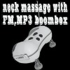 neck massager with mp3