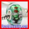 2012 Lampwork Glass Christmas Tree Charms for Charm Bracelet Wholesale