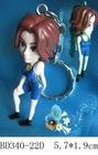 2011 PVC doll,pvc keychain,PVC keychain