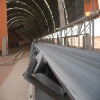 Long distant belt covneyor used in chemical industry