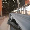 Long distant belt covneyor used in chemical industry