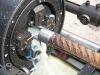 Threading rolling machine