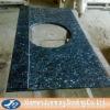 Hotsale granite top, blue pearl granite countertop