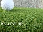 Beautiful Bi-color Golf putting Green