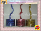 christmas decorations glitter tinsel