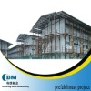 Four storey prefabricated house for sale