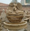 Outdoor Wall Fountain Carving(ASF-B009)